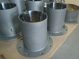 Artefatos em Inox 2  - Cal Metal