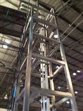 Caldeiraria de Inox 3 - Cal Metal