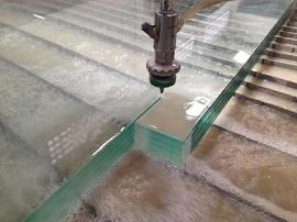 Corte a Água em Inox - Cal Metal