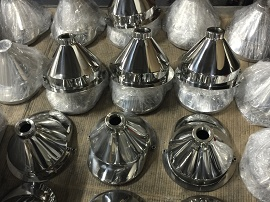 Desenvolvimento de Peças em Inox 3 - Cal Metal