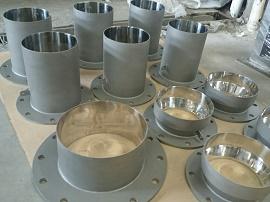 Desenvolvimento de Peças em Inox - Cal Metal