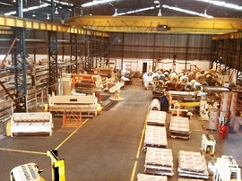 Empresa de Aço Inox - Cal Metal