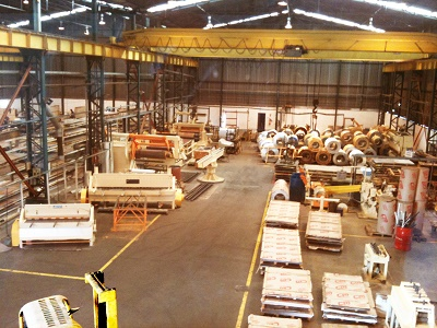 Empresa - Cal Metal