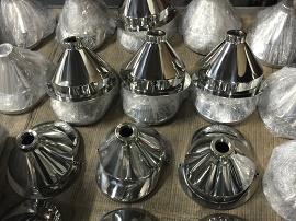 Peças em Aço Inox 3 - Cal Metal
