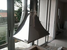 Peças em Inox Polido - Cal Metal