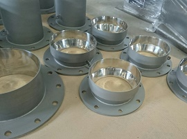 Peças em Inox Sob Desenho 1- Cal Metal