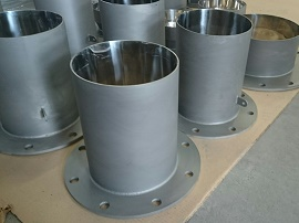 Peças em Inox Sob Desenho 2  - Cal Metal