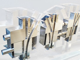 Peças Industriais em Aço Inox 2  - Cal Metal