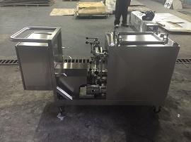 Peças para Máquinas em Inox 1- Cal Metal