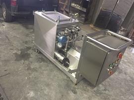 Peças para Máquinas em Inox - Cal Metal
