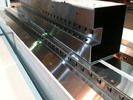Perfil Dobrado em Aço Inox - Cal Metal