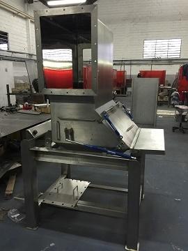 Serviço de Caldeiraria em Aço Inox 1- Cal Metal