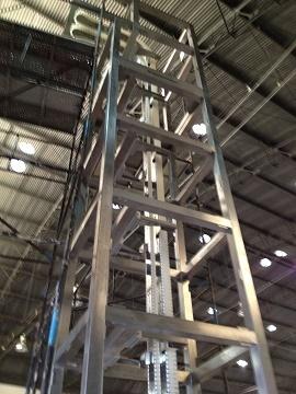 Serviço de Caldeiraria em Aço Inox 3 - Cal Metal
