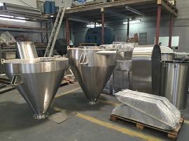 Serviço de Caldeiraria em Aço Inox - Cal Metal